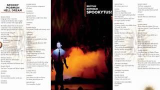 Book of Mormon - Spooky Mormon Hell Dream - Lyrics