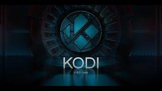 #KODI 18.4 - Pierwsze ustawienia, dźwięk przestrzenny.