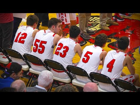 Bartlett vs. Benet Academy, Boys Basketball // 03.06.18