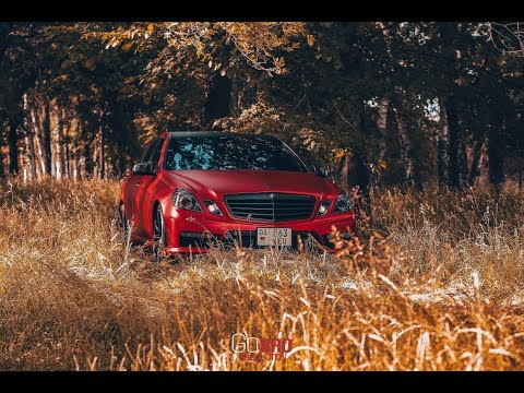 Mercedes-Benz W212 E63 AMG (Матовый хром красный) Kyrgyzstan, Bishkek
