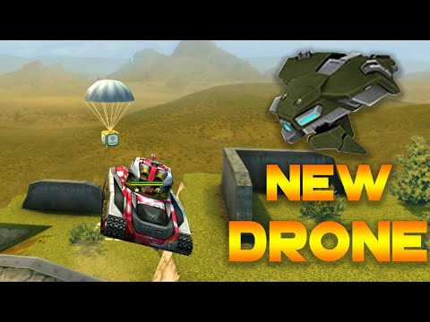 Tanki Online | *NEW* Crisis Drone Is OVERPOWERED - Review