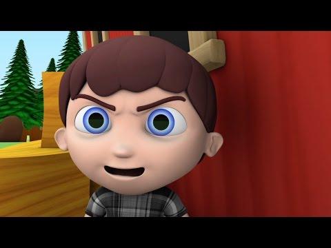 Little Boy Blue   Kindergarten Nursery Rhymes & Songs for Kids   Little Treehouse S03E12