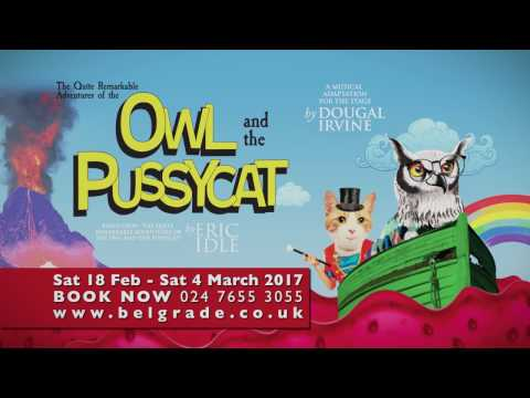 The Quite Remarkable Adventures of the Owl and the Pussycat trailer