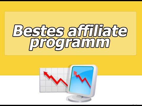 bestes affiliate programm