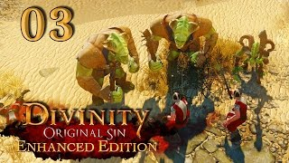 Divinity: Original Sin #03 - Kampf gegen die Oger [Gameplay German Deutsch] [Let