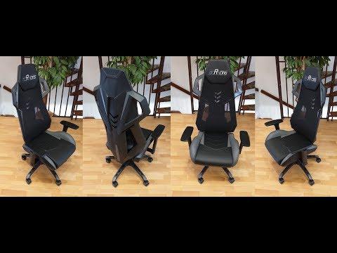 Gaming Stuhl MC Racing - Gaming Sessel, Chefsessel, Bürostuhl