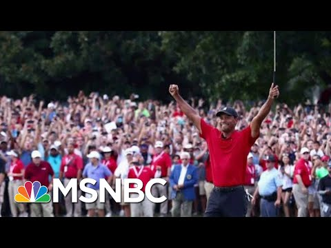 From Trump Medal To Epic Comeback, Many Hope Tiger Woods Can Prevail After Car Crash | MSNBC