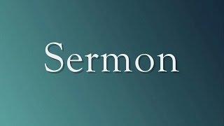 James Arthur  - Sermon lyrics