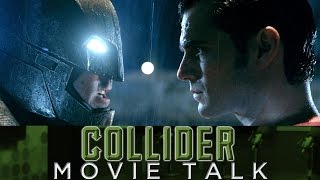 Collider Movie Talk - Batman V Superman Expectations, Early Spectre Reviews