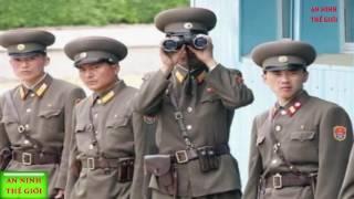 An Ninh Thế Giới - Triều Tiên 'rải thảm' mìn tại biên giới, ngăn lính đào tẩu