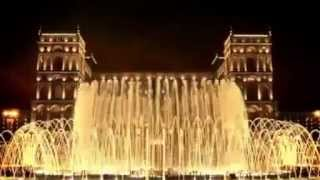 Eurovision Song Contest 2012 - Baku/Azerbaijan - Intro/Opening (Semi-Finals)