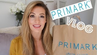 PRIMARK HAUL SHOPPING WITH THE BOYFRIEND! NEW IN MARCH 2018