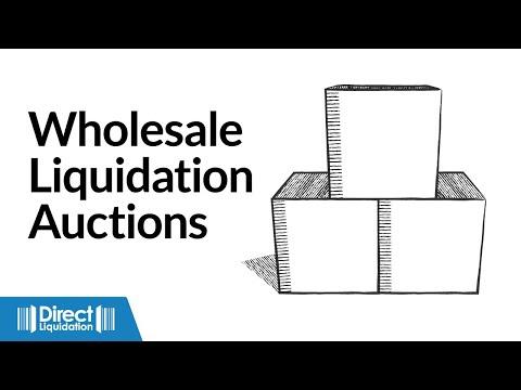 Wholesale Liquidation Auctions