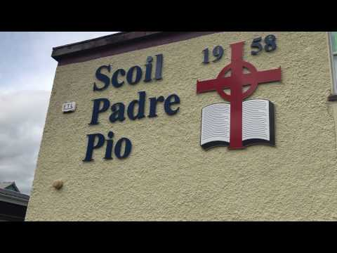 Scoil Padre Pio Mannequin Challenge