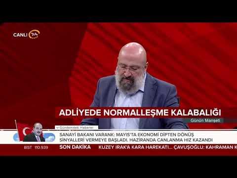 Keçiören Belediye Başkanı Mustafa AK - Kanal 24 Türkiye'de Ramazan İftar Programıиз YouTube · Длительность: 27 мин10 с