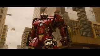 Hulk vs  the Hulkbuster hindi