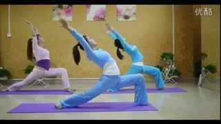 Yoga Junior Tutorial At Home 2014 - Lose Weight 10 Pounds In A Week!