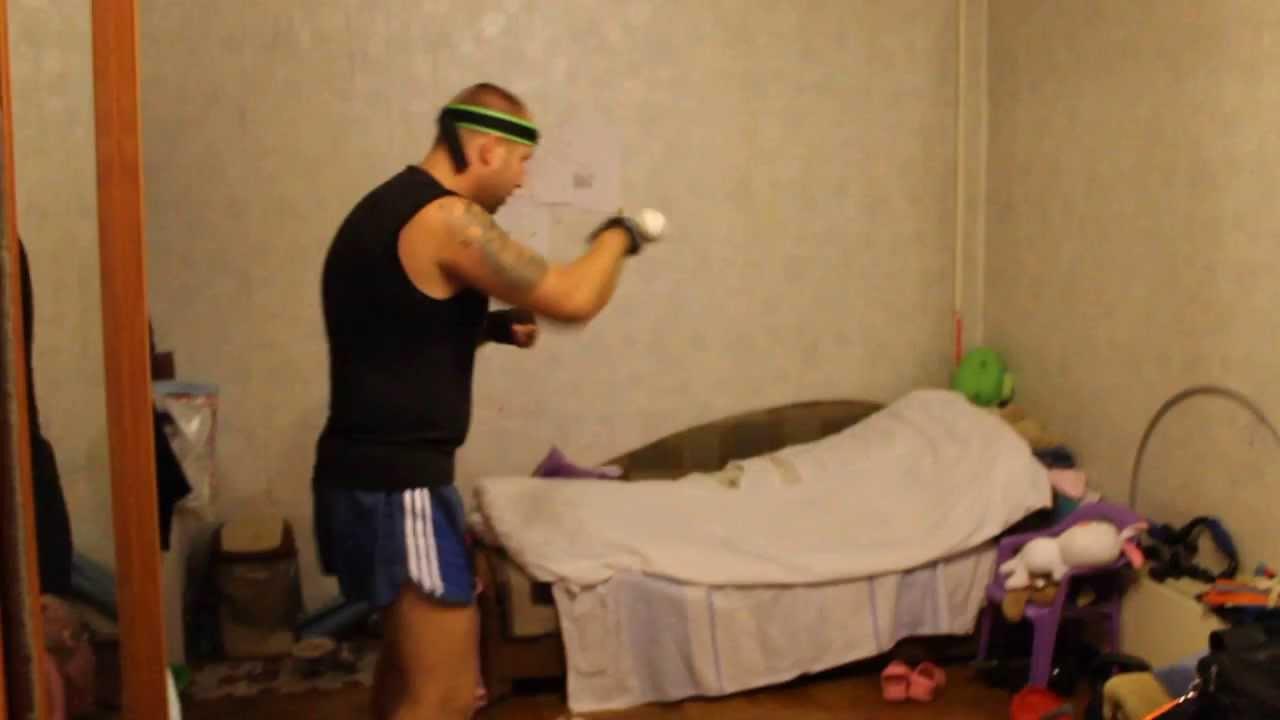 Мяч на резинке (FIGHT BALL, FLY BALL, нокаут, бокс, удар ,boxing .