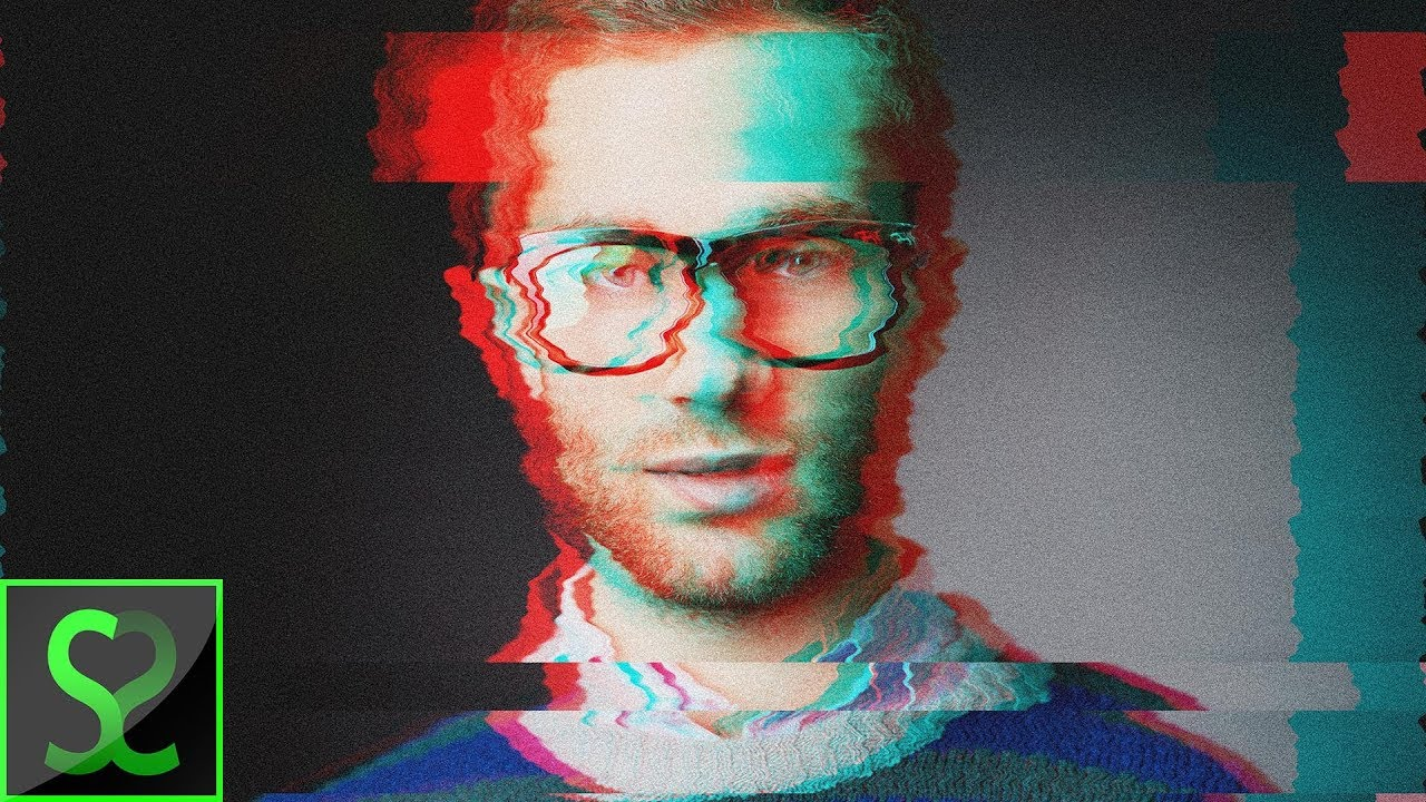 Photo Manipulation in Photoshop glitch