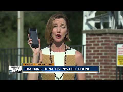 Police: Cell phone helped catch suspected Seminole Heights killer