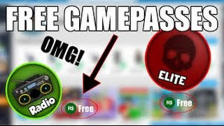 Get Any Gamepass For 1 ROBUX In Roblox (UPDATED)
