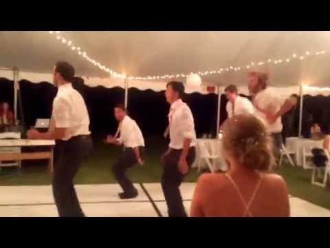 MKTO - Classic Surprise wedding dance
