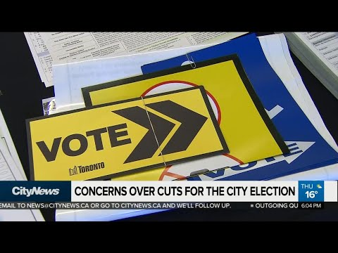 Working overtime: Toronto city staff scramble to prepare for election