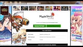 How to download Maplestory SEA? (For Singapore and Malaysian Players)