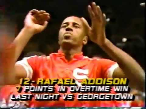 ESPN 1986 Big East Championship Syracuse vs. St. John's