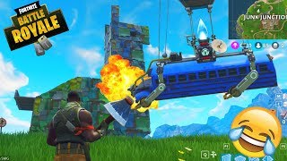 FORTNITE MOST EPIC MOMENTS EVER - Fortnite Funny Fails and WTF Moments