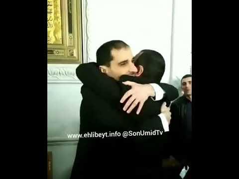 Hacı Zülfüqar və Hacı Elman Azadlığda (VİDEO)