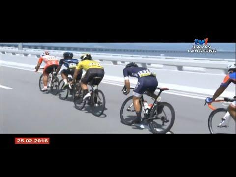 Le Tour de Langkawi 2016: Stage 2 Malaysia 25-02-16