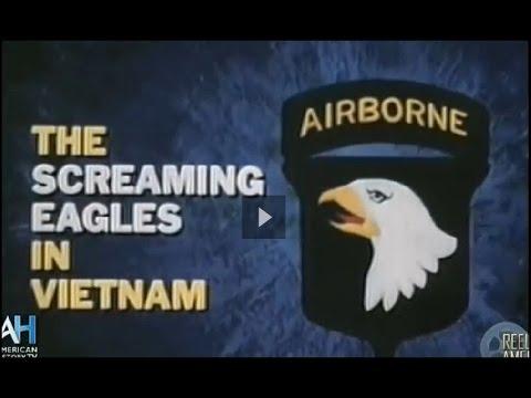 1967 Film The Screaming Eagles in Vietnam