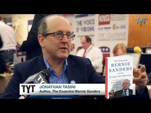 """Essential Bernie Sanders"" Author On Political Revolution"