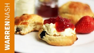 My Best Scones Recipe - Simple & Easy - Recipes By Warren Nash
