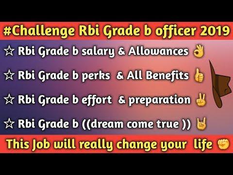 How Is Rbi Grade B Job   Rbi Grade B Salary   Allowances   Benefits   Preparation For Rbi Grade B  