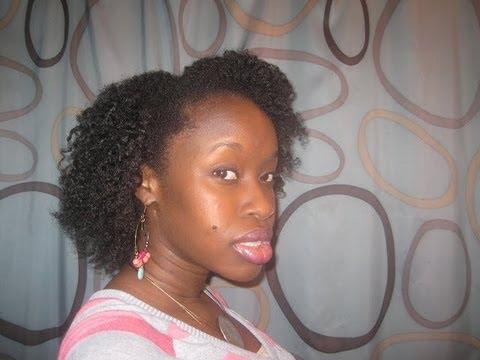 4b 4c natural hair 3 years post