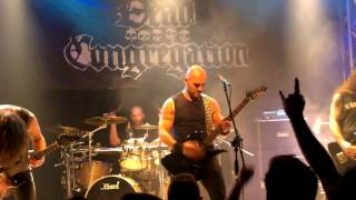 Dead Congregation - Only Ashes Remain /Promulgation/ Serpentskin (Live in Athens 2017)
