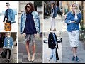 Denim Jackets outfits 2018
