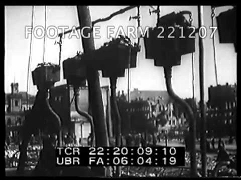 World War II Poland, Partisans, Jewish Deportation 221207-06