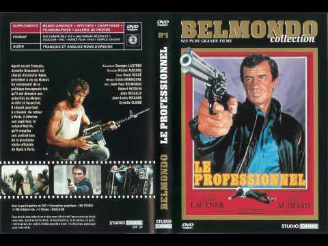 JEAN PAUL BELMONDO - LE PROFESSIONNEL 1980 INTRO THEME