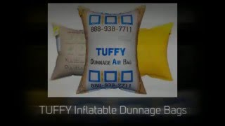 Dunnage Airbags For Shipping Cargo Load Securement and Protection