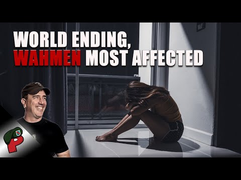 world-ending,-women-most-affected-|-live-from-the-lair
