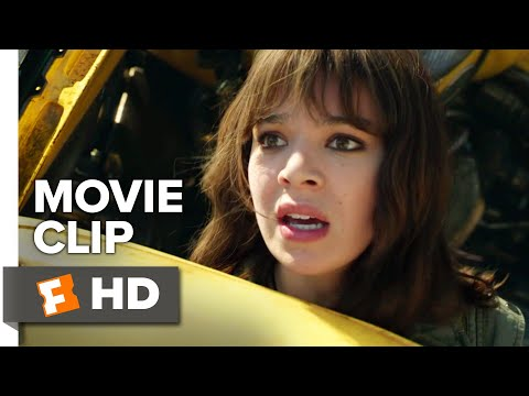 Bumblebee Movie Clip - Don't Run (2018) | Movieclips Coming Soon