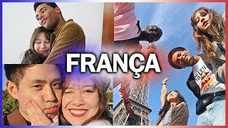 Gravei um MV com meu Namorado Fake! VIAJANDO PRA FRANÇA #4 FINAL