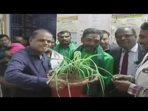 Panyam MLA Katasani Rambhupal Reddy in Pulse Polio Campaign