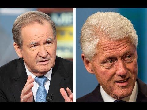 Alternate History 1996- President Clinton vs Pat Buchanan