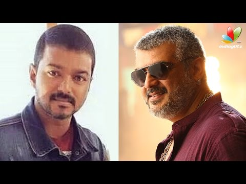 Vijay in Ajith Style | Vijay 60 | Director...