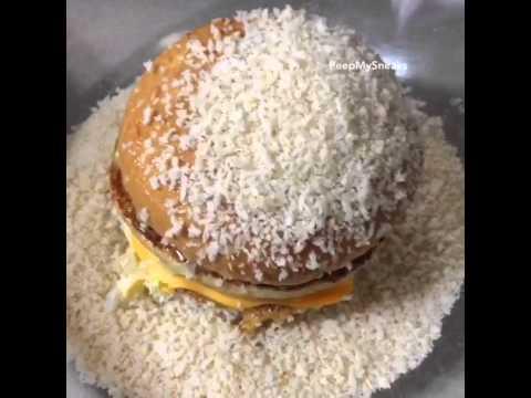 deep fried big mac recipe