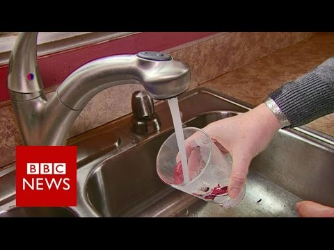 Flint: Poisoned drinking water causing irreparable brain damage - BBC News